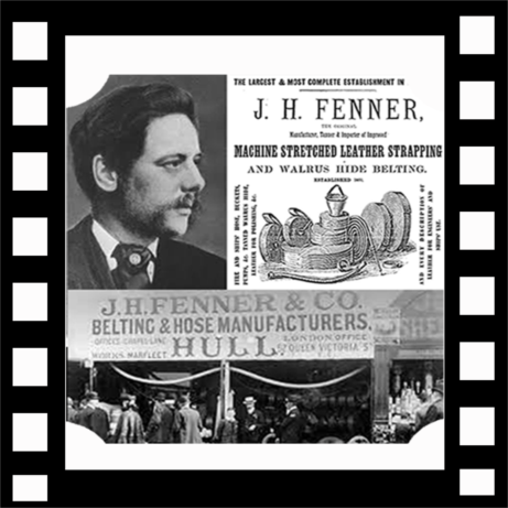 Joseph Henry Fenner, Founder of Fenner Group